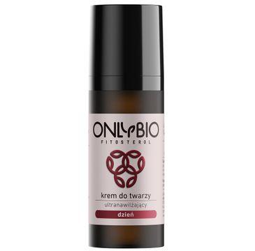 OnlyBio Fitosterol – krem do twarzy na dzień ultranawilżający (50 ml)