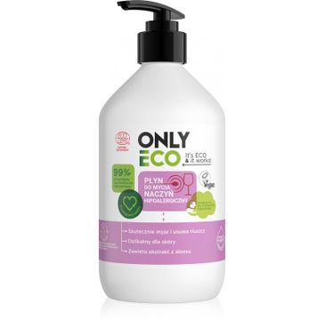 OnlyEco – Hipoalergiczny płyn do mycia naczyń (500 ml)