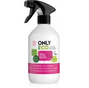 OnlyEco – Płyn do mycia kuchni (500 ml)