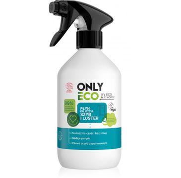 OnlyEco – Płyn do mycia szyb i luster (500 ml)