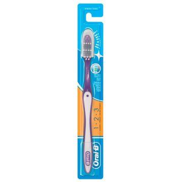 Oral-B 123 Medium Szczoteczka do zębów (1 szt.)