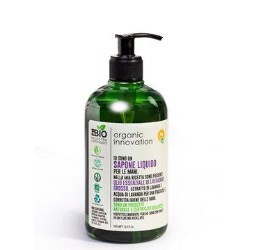 Organic Innovation Naturalne mydło w płynie Lawenda (500 ml)