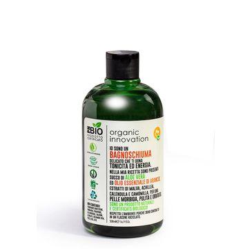 Organic Innovation Naturalny aloesowy żel pod prysznic Kwiat Pomarańczy (500 ml)