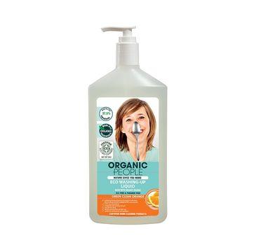 Organic People Eco Washing-Up Liquid Made With Organic Orange żel do mycia naczyń z pomarańczą 500ml