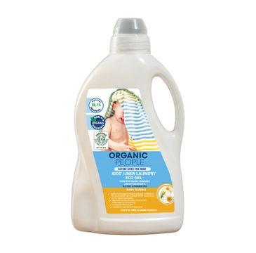 Organic People Kid's Linen Laundry Eco Gel żel do prania dziecięcej bielizny 1500ml