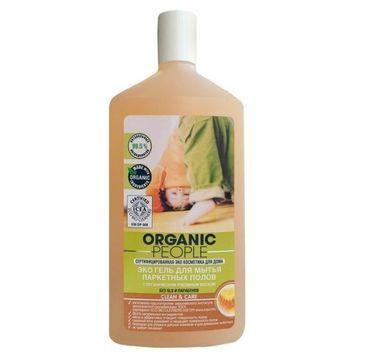 Organic People Parquet Floors Cleaning Eco Gel żel myjący do parkietów 500ml