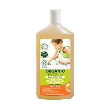 Organic People Tiled Floors Cleaning Eco Gel żel myjący do podłóg kafelkowych 500ml