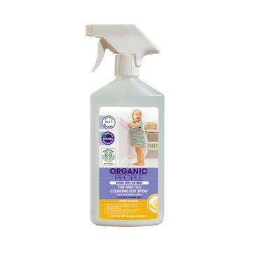 Organic People Tub And Tile Cleaning Eco Spray Made With Organic Lemon spray myjący do łazienek z organiczną cytryną 500ml