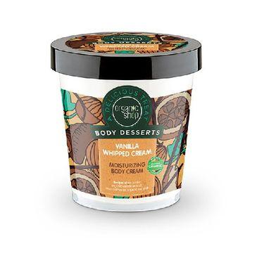 Organic Shop Body Desserts krem do ciała Vanilia Whipped Cream 450 ml