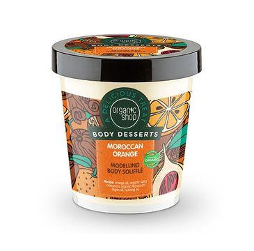 Organic Shop Body Desserts suflet do ciała Moroccan Orange 450 ml