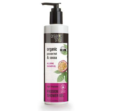 Organic Shop Nocna pokusa żel pod prysznic nawilżający (280 ml)