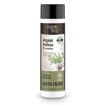 Organic Shop płyn do kąpieli zioła Prowansji (500 ml)