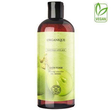 Organique Naturals Anti Age Płyn do kąpieli (400 ml)
