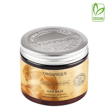 Organique Naturals Argan Shine maska do włosów (200 ml)