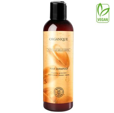 Organique Naturals Argan Shine szampon do włosów (250 ml)