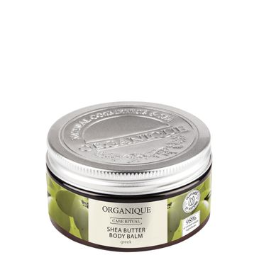 Organique balsam z masłem Shea Grecki (100 ml)