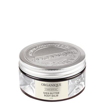 Organique balsam z masłem Shea Mleko (100 ml)