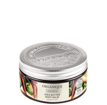 Organique balsam z masłem Shea Pomarańcza i Chilli (100 ml)