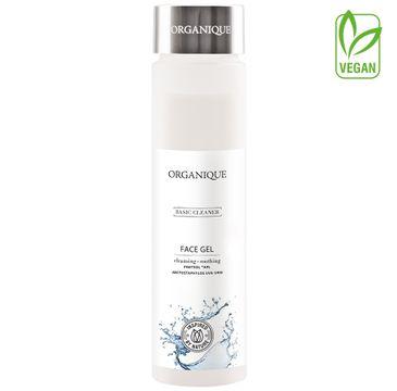 Organique 艂agodz膮cy 偶el do mycia twarzy Basic Cleaner (200 ml)