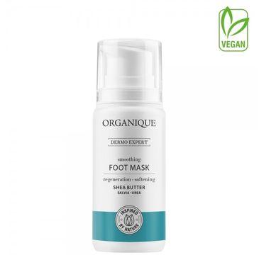 Organique Regenerująca maska do stóp Dermo Expert (100 ml)