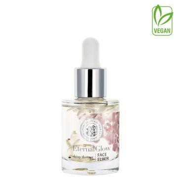 Organique Eternal Glow rozświetlający eliksir Shiny Therapy (30 ml)