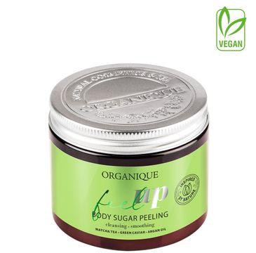 Organique peeling cukrowy do ciała Feel Up (200 ml)