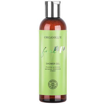 Organique żel pod prysznic Feel Up (250 ml)