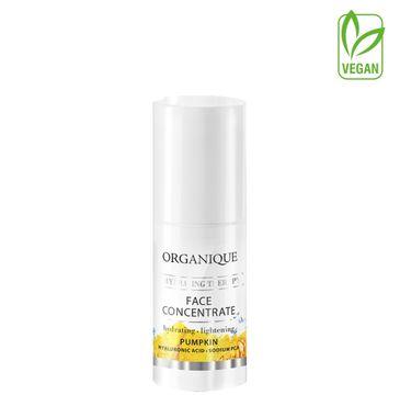 Organique Pumpkin koncentrat do twarzy intensywnie nawilżający (20 ml)