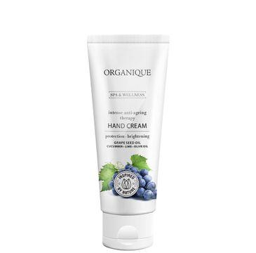 Organique krem do rąk Intense Anti-Ageing/Grape (70 ml)
