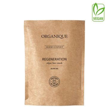 Organique Odmładzająca maska algowa do twarzy oliwkowa (30 g)