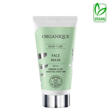 Organique Maska do twarzy Detoksykująca Basic Care (50 ml)