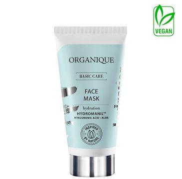 Organique Maska do twarzy Nawilżająca Basic Care (50 ml)