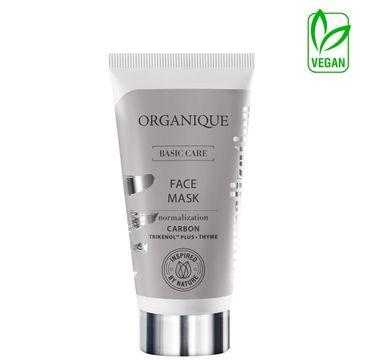 Organique Maska do twarzy Normalizująca Basic Care (50 ml)