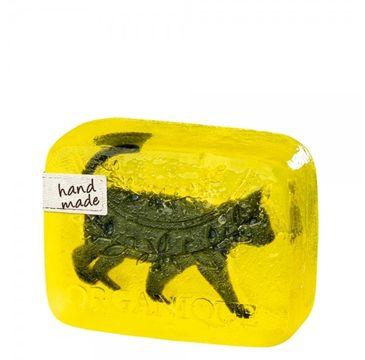 Organique Mydło glicerynowe cynamonowe Czarny Kot (100 g)