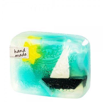 Organique mydło glicerynowe morski zapach Żaglówka (100 g)