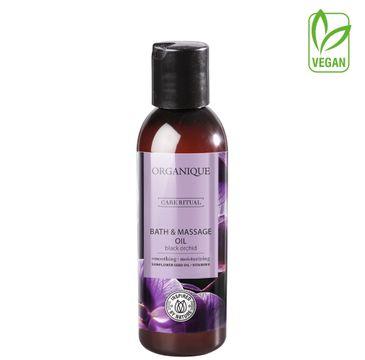 Organique Olej do kąpieli i masaż Czarna Orchidea (125 ml)