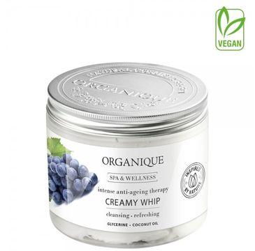 Organique pianka do mycia ciała Intense Anti-Ageing Therapy (200 ml)