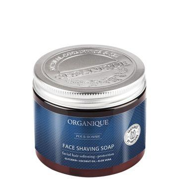 Organique mydło do golenia Pour Homme (200 ml)