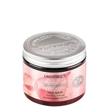 Organique Naturals Sensitive maska do włosów (200 ml)