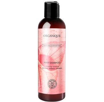 Organique Naturals Sensitive szampon do włosów (250 ml)