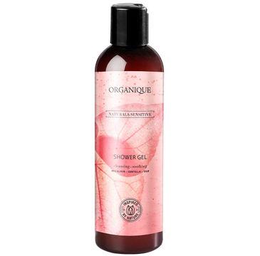 Organique Naturals Sensitive Żel pod prysznic (250 ml)