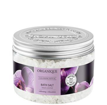 Organique Black Orchid sól do kąpieli (600 g)