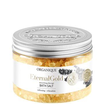 Organique Eternal Gold sól do kąpieli (600 g)