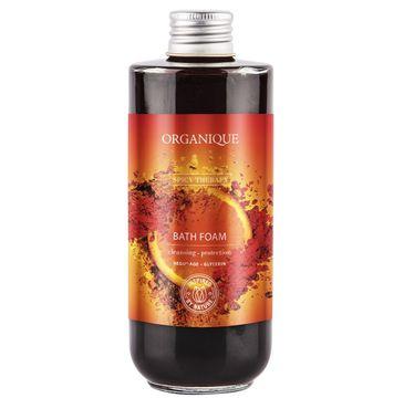 Organique stymulujący nektar do kąpieli Spicy Therapy (200 ml)