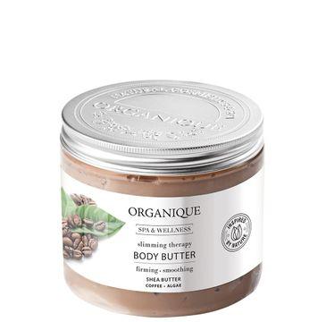 Organique Masło do ciała Slimming Coffee (200 ml)