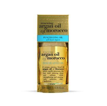 Organix Argan olejek rewitalizujący z marokańskim olejkiem arganowym 100ml