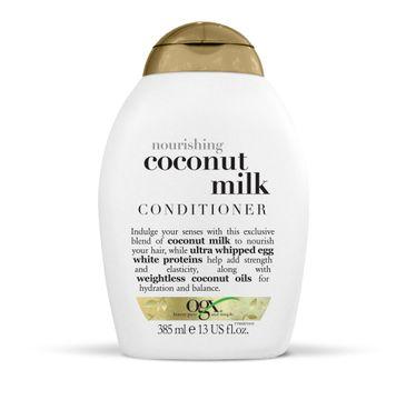 Organix Kokos balsam odżywczy z mleczkiem kokosowym 385ml