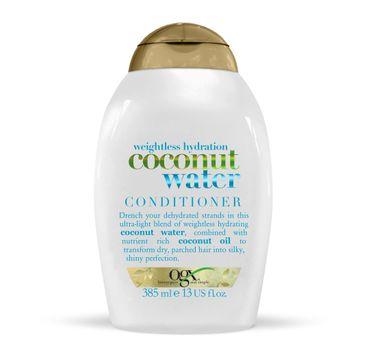 Organix Woda Kokosowa odżywka nawilżająco-odżywcza 385ml