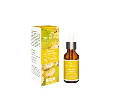 Orientana Bio Serum do twarzy Witamina C i Morwa (30 ml)