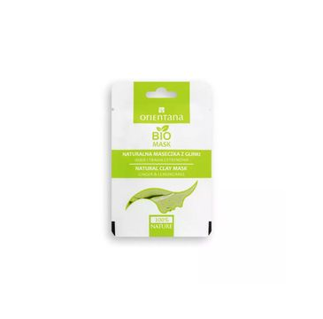 Orientana Maseczka z glinki Neem i drzewo herbaciane (10 ml)